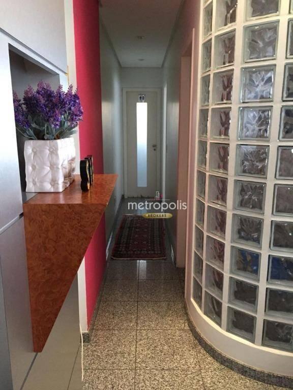 sala à venda, 91 m² por r$ 270.000 - santo antônio - são caetano do sul/sp - sa0386