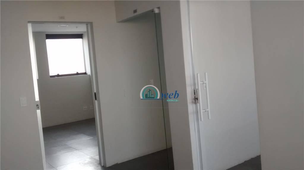sala à venda, 98 m² por r$ 800.000 - bairro jardim - santo andré/sp - sa0096