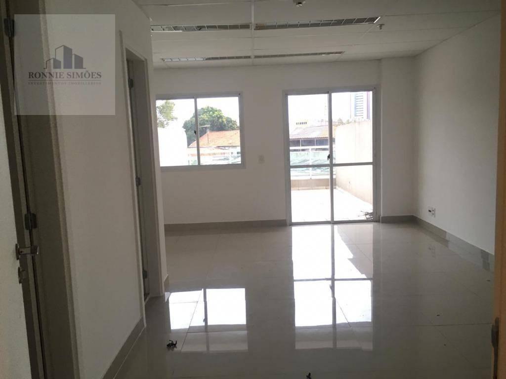 sala à venda e à locação, mooca, 58 m² - são paulo/sp - sa0306