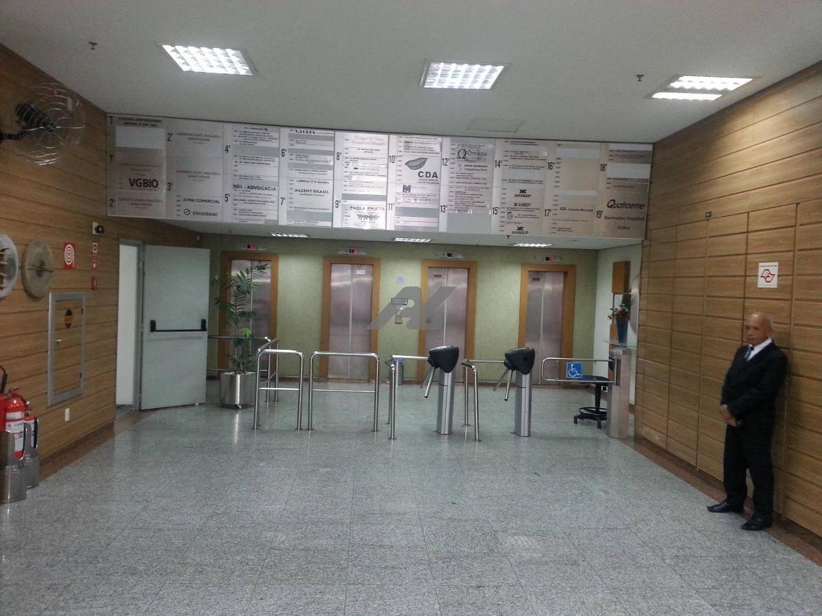 sala à venda em centro - sa004687