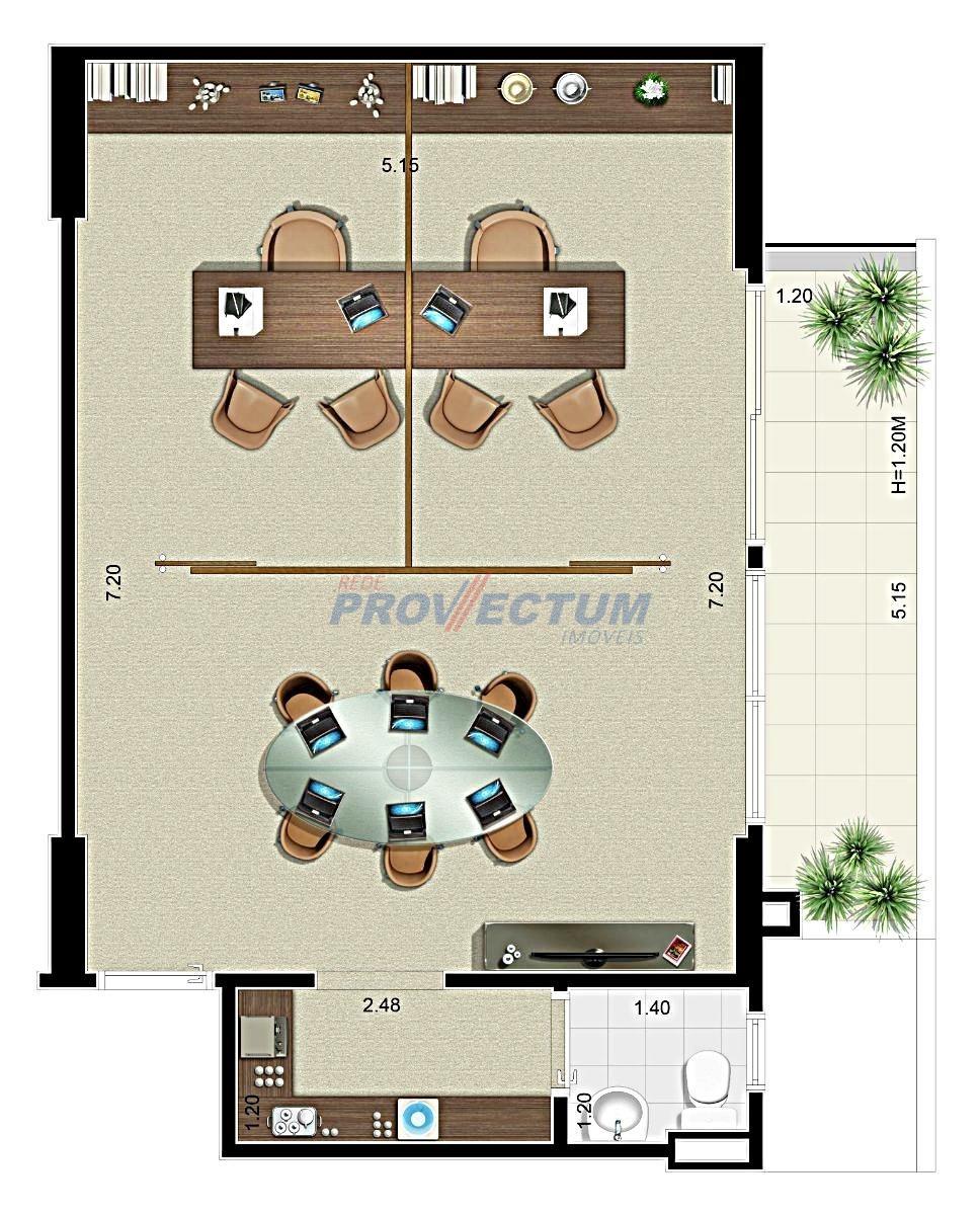 sala à venda em jardim marchissolo - sa240549
