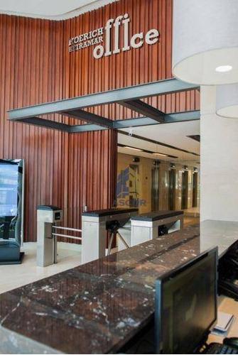 sala à venda, por r$ 560.000 - centro - florianópolis/sc - sa0153