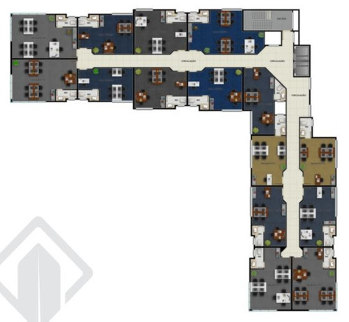 sala/conjunto - centro - ref: 131669 - v-131669