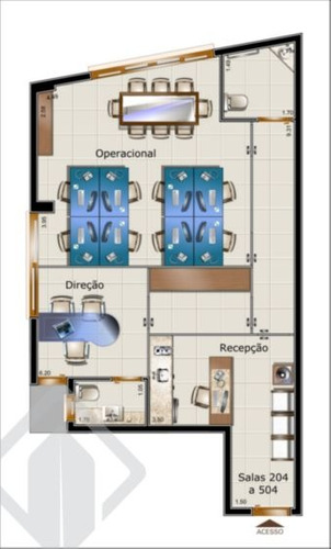 sala/conjunto - centro - ref: 143899 - v-143899