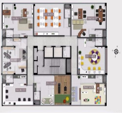 sala/conjunto - centro - ref: 239549 - v-239549
