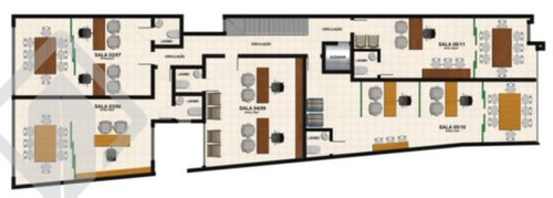 sala/conjunto - centro - ref: 91662 - v-91662