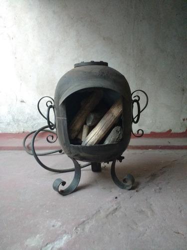 salamandra a gas