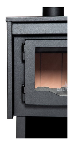 salamandra calefactor a leña eco tromen del sur 6000 kcal/h