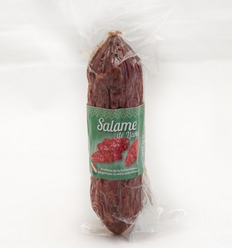 salame de llama 1kg. embutidos de la puna