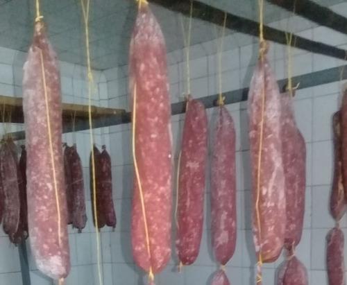 salames y salamines longaniza calabreza tipo colonial