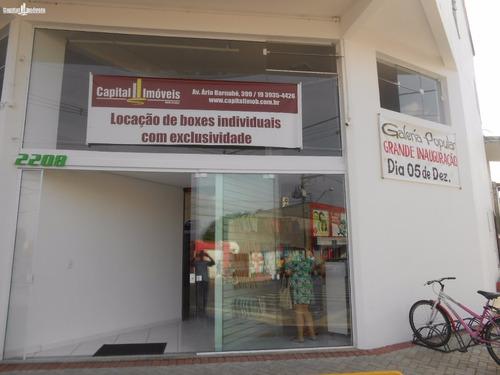 salao comercial em indaiatuba - sp, jd. morada do sol - sl00115