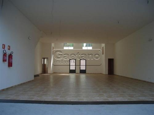salao comercial - gopouva - ref: 11945 - l-11945
