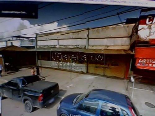salao comercial - residencial parque cumbica - ref: 14759 - l-14759