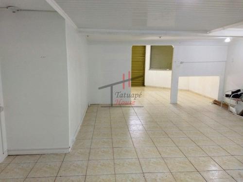 salao comercial - vila carrao - ref: 5652 - l-5652