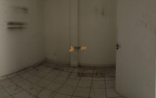 salao para locação - sl00011 - 33421719