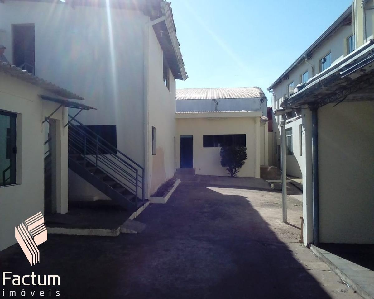 salao para locação vila são pedro, americana - sl00022 - 32729073