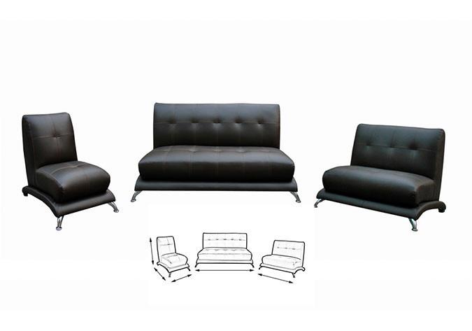 Salas 3 piezas nuevas modernas minimalistas baratas - Donde comprar cortinas baratas ...