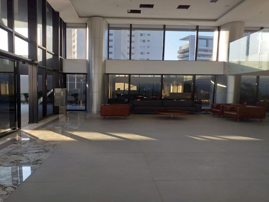 salas com 143 m² no total com pé direito duplo  -  bairro bela vista - osasco/sp - 11402