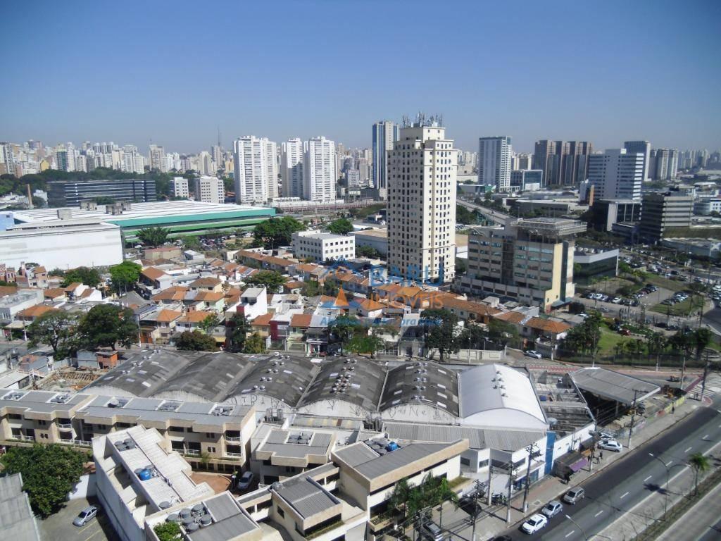 salas comerciaes em uma das avenidas mais movimentadas da barra funda - cj7532