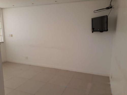 salas comerciais 85,52m2 no caminho das árvores - cau012 - 33957999
