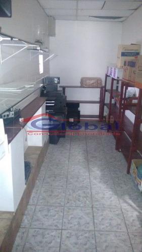 salas comerciais - centro de santo andré - gl36434