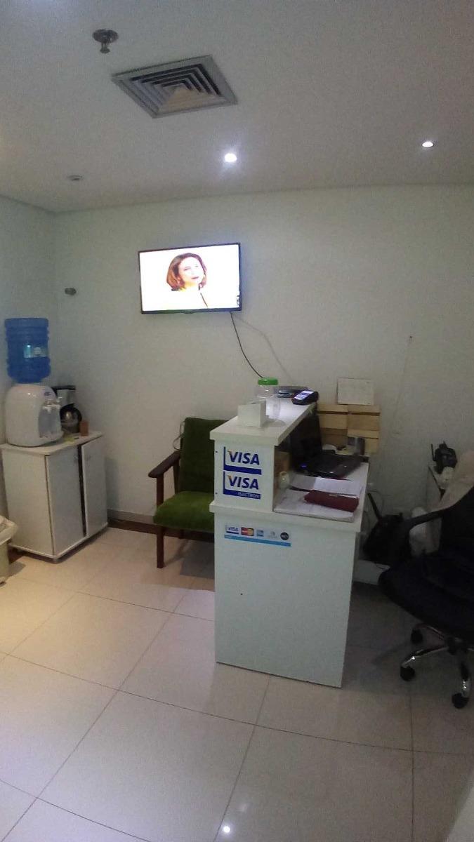 salas comerciais, de cirurgia / procedimentos