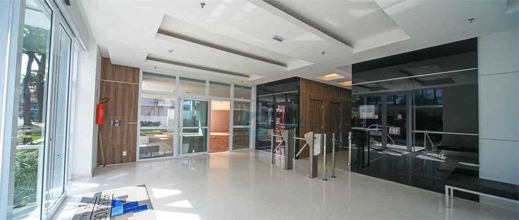 salas comerciais em santo amaro com 1 vaga de garagem - cj0005