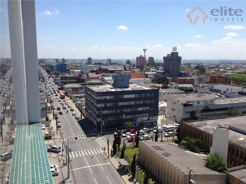 salas comerciais para locação, centro, são josé dos pinhais - sa0054. - sa0054