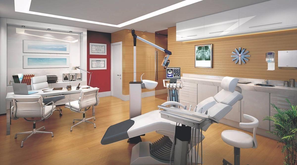 salas comerciais santa rosa - offices x - 48