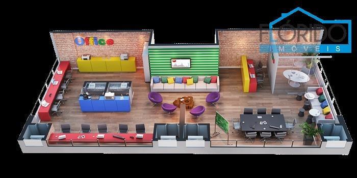 salas comerciais à venda  em atibaia/sp - compre o seu salas comerciais aqui! - 1412875