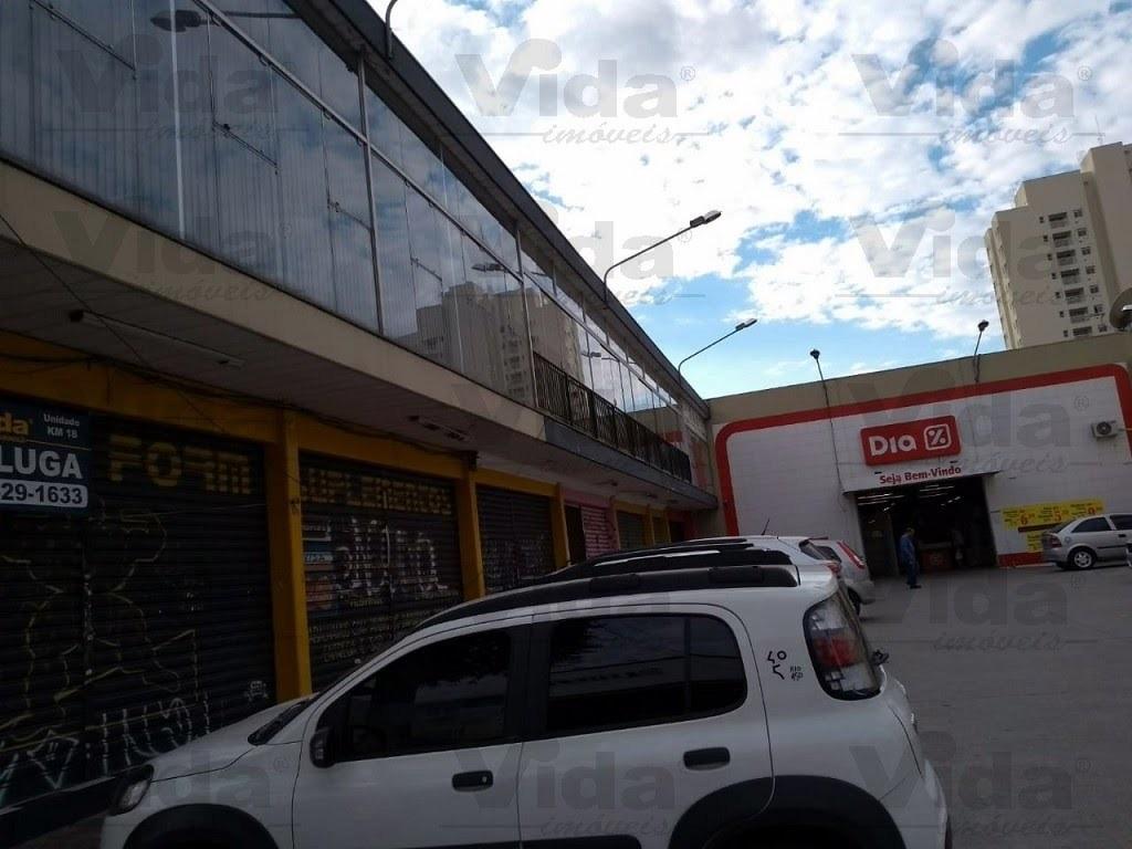 salas comercial em km 18  -  osasco - 35448