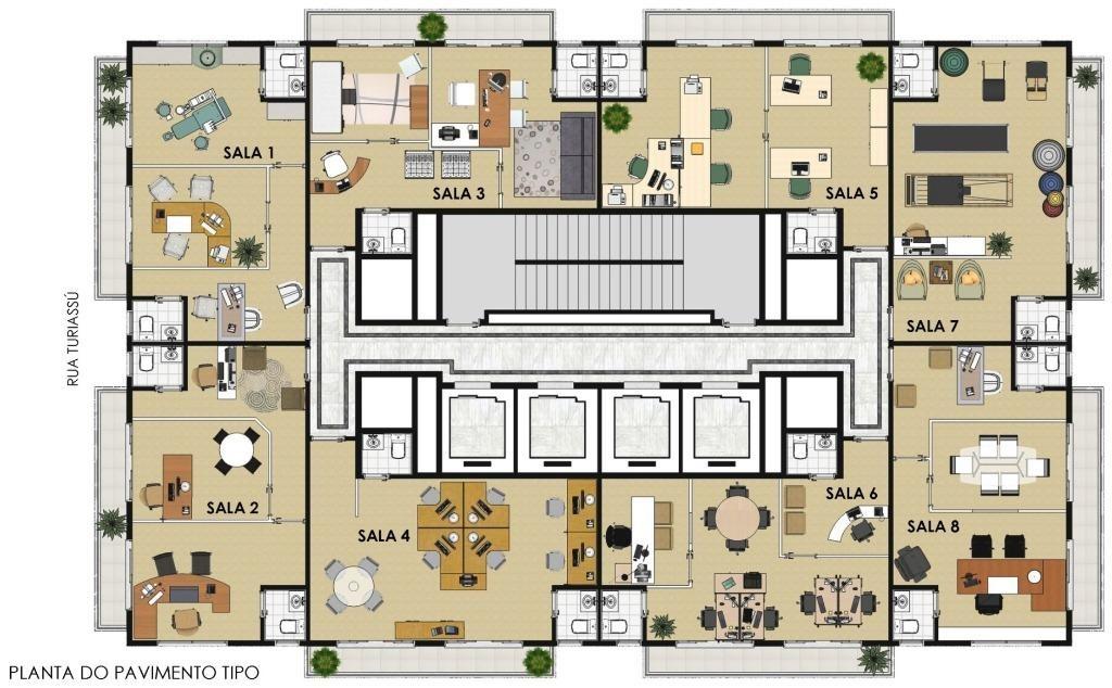salas comercial nova perdizes/pompéia - sa0487