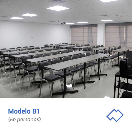 salas de capacitación (20 a 80 persnonas)