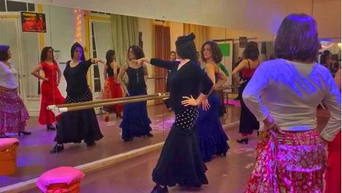 salas de ensayo danzastalleresteatro clases de flamenco yoga