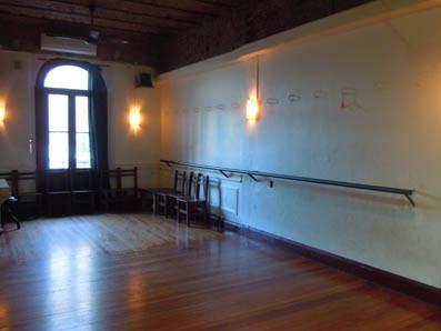 salas de ensayo/clases teatro,danza, yoga