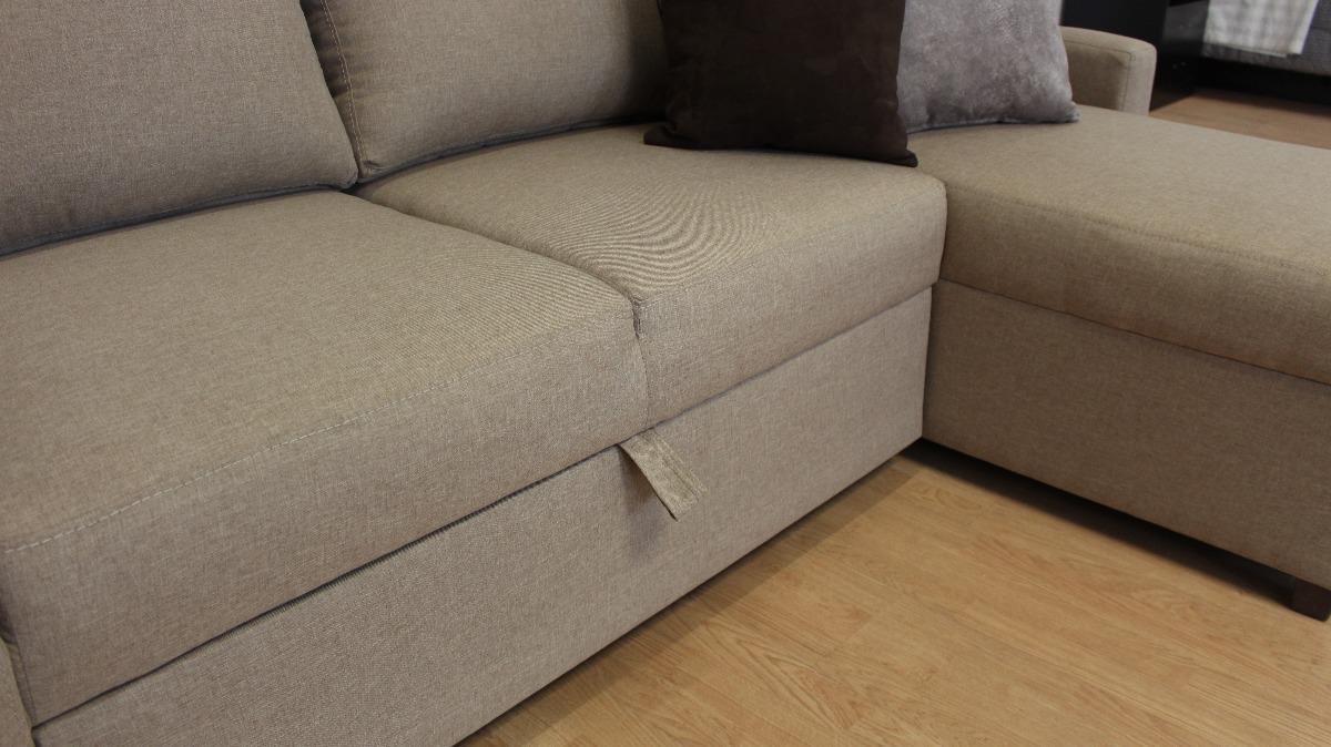 Mueble sala sofa cama salas esquinera nuova hotel mobydec - Sillones que se hacen cama ...