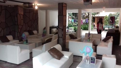 salas lounge renta