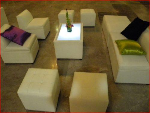 salas lounge renta eventos