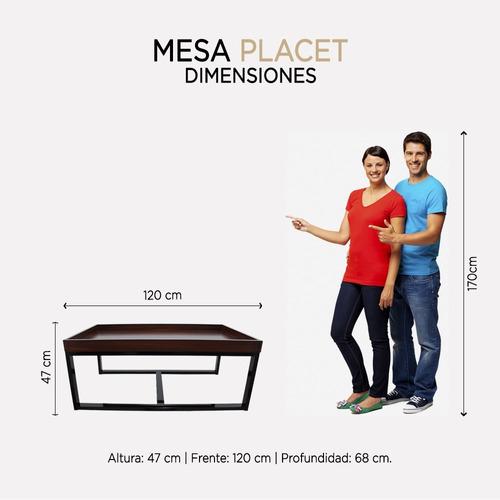 salas muebles mesa centro
