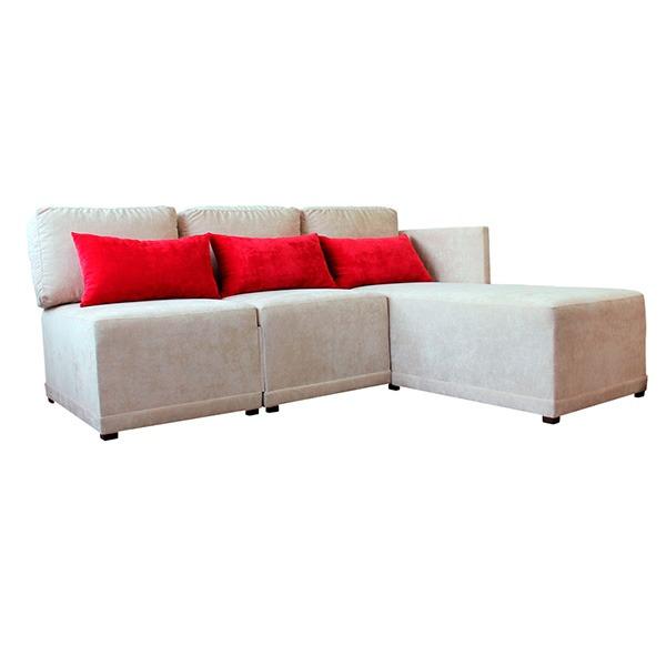 Sofacama sofa cama salas esquinera cloud mobydec for Muebles lufe sofa cama