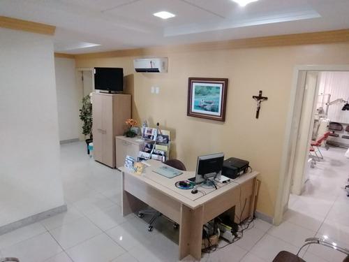 salas no centro médico jardins para locação