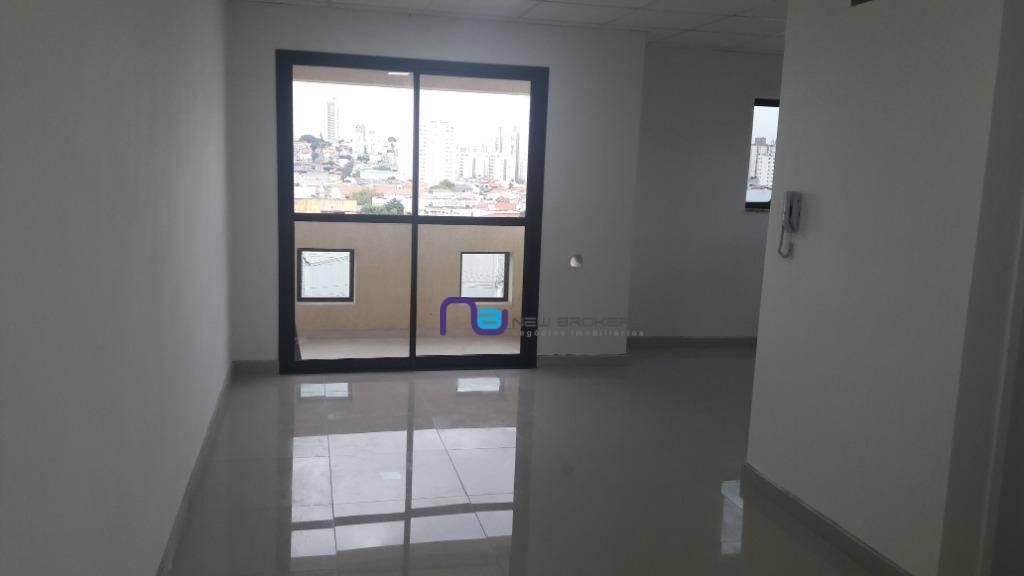 salas para alugar, 37 m² por r$ 1.500/mês - tatuapé - são paulo/sp - sa0427