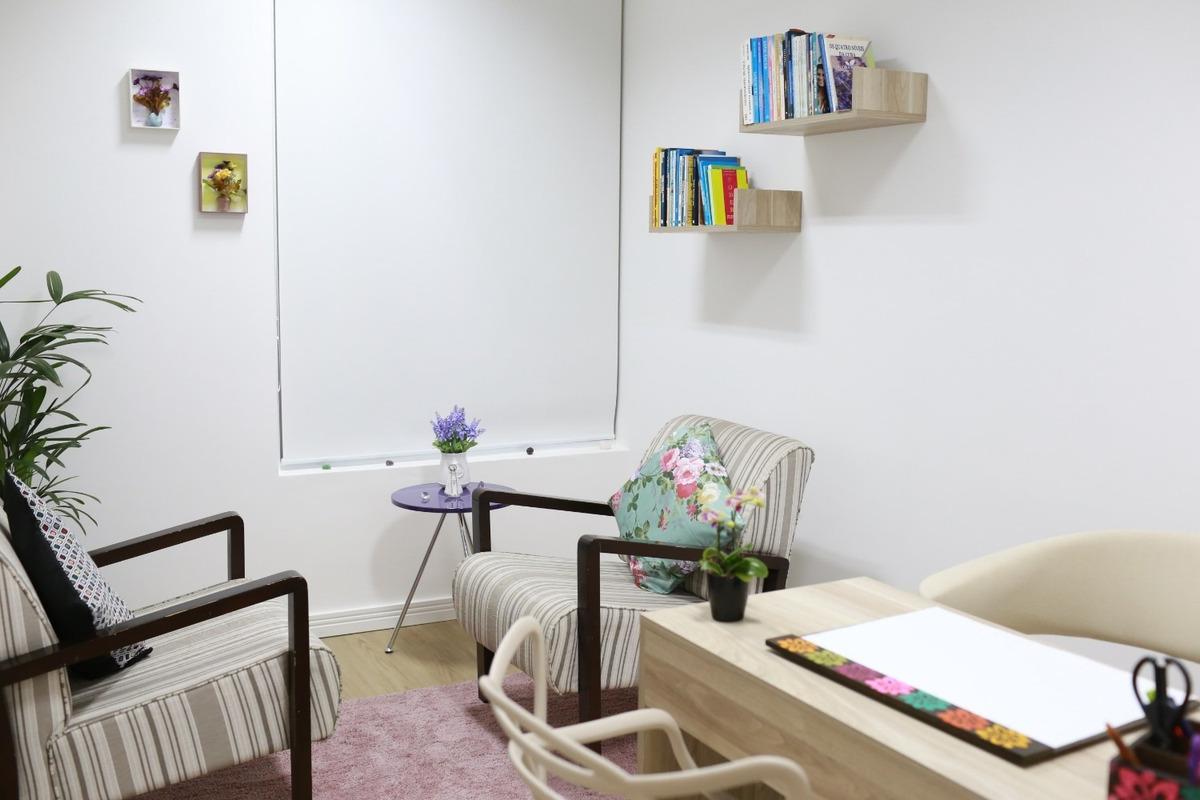 salas para psicólogos e auditório - locação por hora
