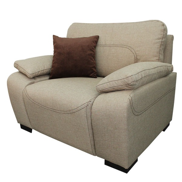 Salas sala muebles sill n love sofa yosemite mobydec for Sofas marcas buenas