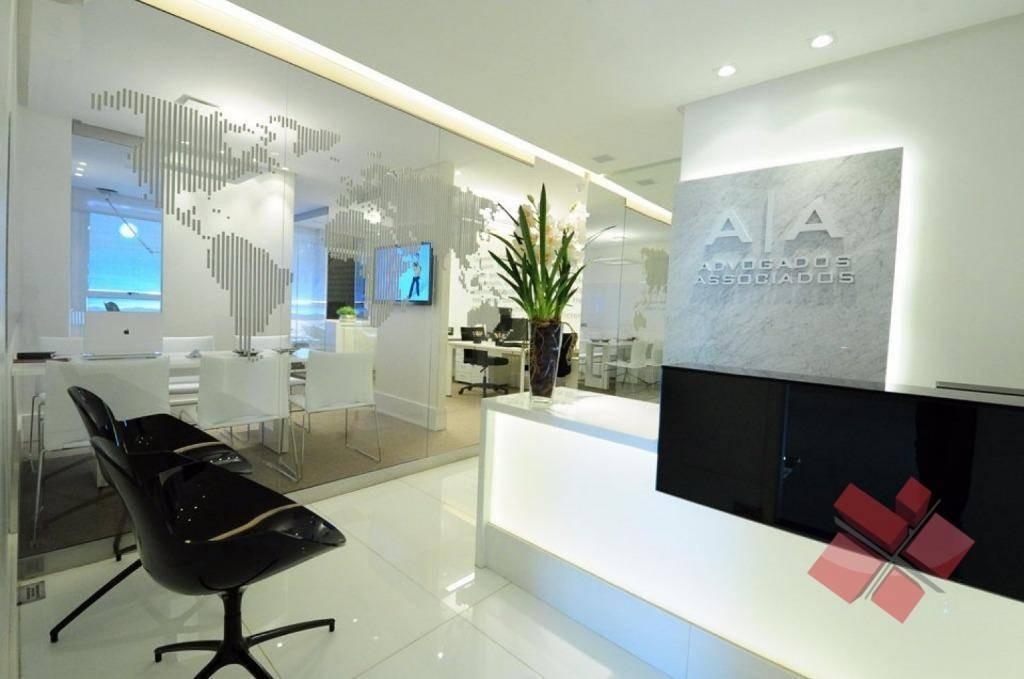 salas à venda, 39 m² - jardim goiás - goiânia/go - sa0008