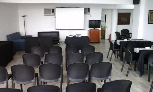 salas y salon para charlas, clases y capacitaciones