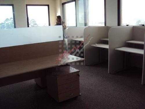 salas/conjuntos - alphaville - ref: 352 - l-352