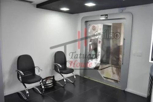 salas/conjuntos - tatuape - ref: 6026 - v-6026