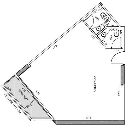 salas/conjuntos - valongo - ref: 83 - v-83