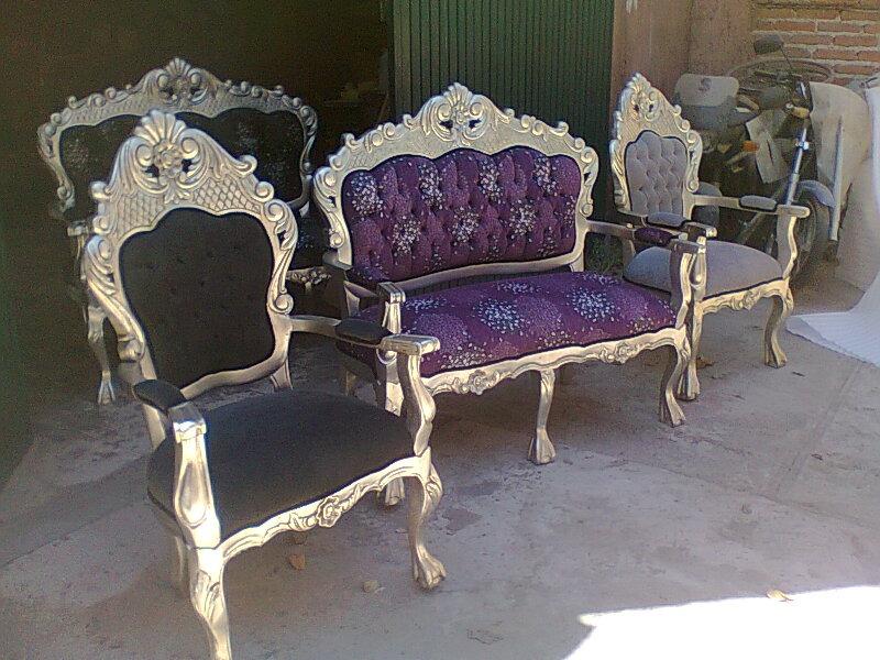 Salas luis xv recib victoria 2 1 1 fabricamos muebles hwo for Muebles luis 15
